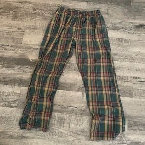 Men's polo pajama pants